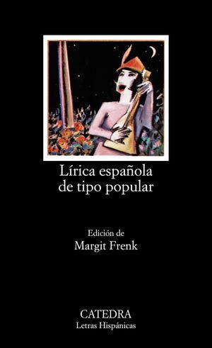LÍRICA ESPAÑOLA DE TIPO POPULAR