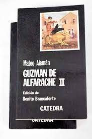GUZMAN DE ALFARACHE T.II