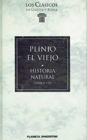 HISTORIA NATURAL. LIBROS I-II