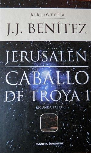 JERUSALEN. CABALLO DE TROYA 1 (VOL II)