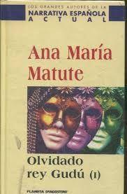 OLVIDADO REY GUDÚ (I)