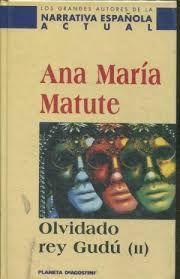 OLVIDADO REY GUDÚ II
