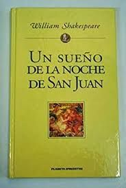 UN SUEÑO DE LA NOCHE DE SAN JUAN