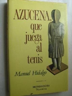 AZUCENA, QUE JUEGA AL TENIS