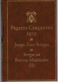 BORGES EN REVISTA MULTICOLOR VOL. II