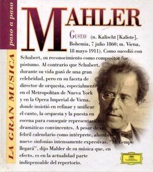 MAHLER (CON CD)