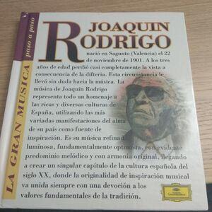 JOAQUIN RODRIGO (CON CD)