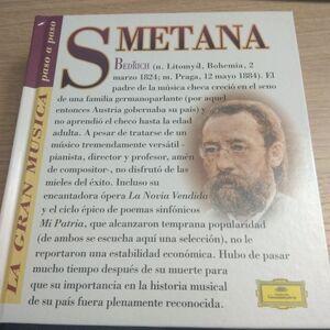 BEDRICH SMETANA (CON CD)