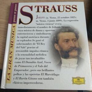 JOHANN Y JOSEPH STRAUSS (CON CD)