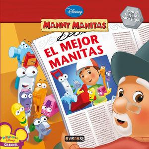 MANNY MANITAS. EL MEJOR MANITAS