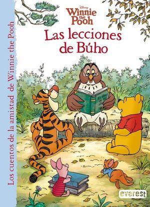 WINNIE THE POOH. LAS LECCIONES DE BÚHO
