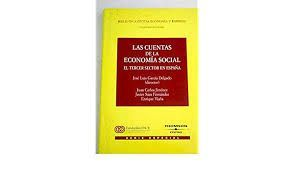 LAS CUENTAS DE LA ECONOMÍA SOCIAL - EL TERCER SECTOR EN ESPAÑA