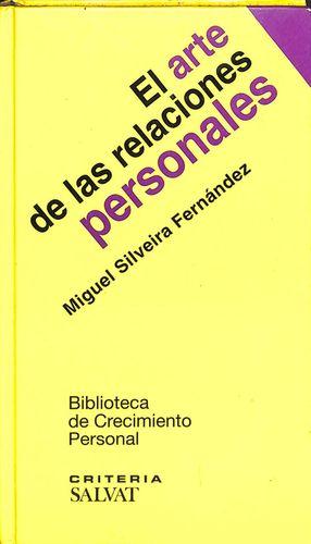 EL ARTE DE LAS RELACIONES PERSONALES