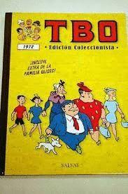 TBO 1972 EDICIÓN COLECCIONISTA