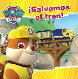 ¡SALVEMOS EL TREN! (PAW PATROL  PATRULLA CANINA)
