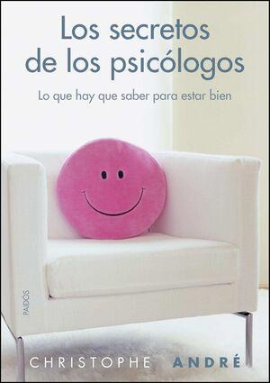 LOS SECRETOS DE LOS PSICÓLOGOS