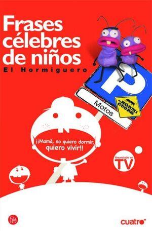FRASES CÉLEBRES DE NIÑOS (BOLSILLO)