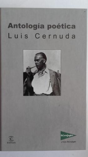 ANTOLOGIA POETICA CERNUDA (EL CORTE INGLES)