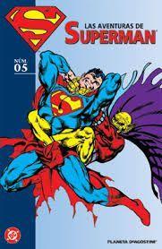 LAS AVENTURAS DE SUPERMAN 5