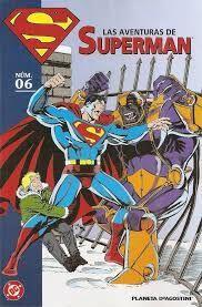 LAS AVENTURAS DE SUPERMAN 6