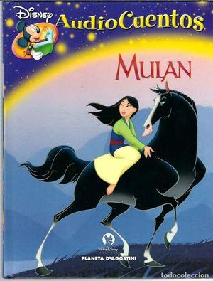 MULÁN (SIN CD)