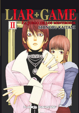 LIAR GAME Nº 02
