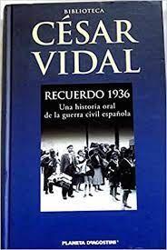 RECUERDO 1936