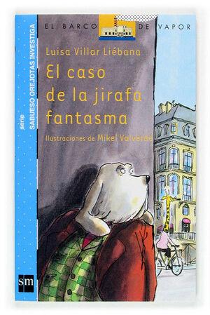EL CASO DE LA JIRAFA FANTASMA