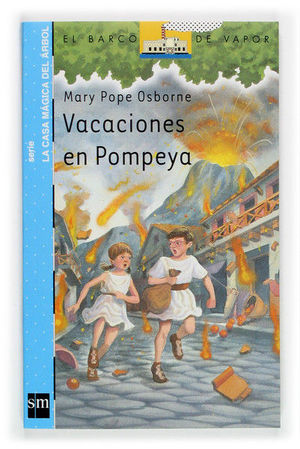 VACACIONES EN POMPEYA