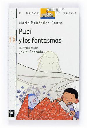 PUPI Y LOS FANTASMAS . PUPI 2