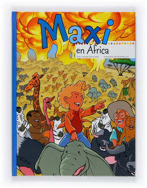 MAXI EN ÁFRICA