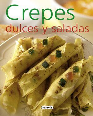 CREPES DULCES Y SALADAS