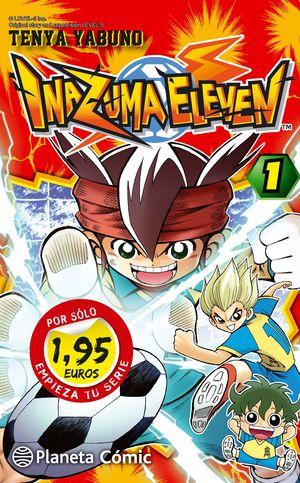 INAZUMA ELEVEN Nº 01