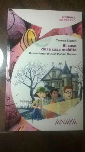 EL CASO DE LA CASA MALDITA