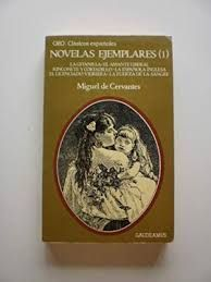 NOVELAS EJEMPLARES. (T.1)