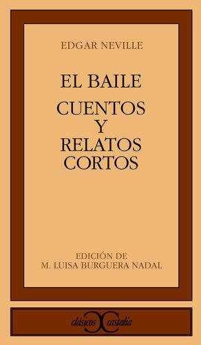 EL BAILE. CUENTOS Y RELATOS CORTOS
