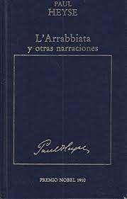 L'ARRABIATTA Y OTRAS NARRACIONES