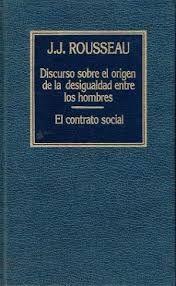 DISCURSO SOBRE EL ORIGEN DE LA DESIGUALDAD DE LOS HOMBRES. PACTO S