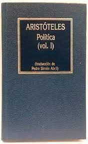 POLÍTICA (I)