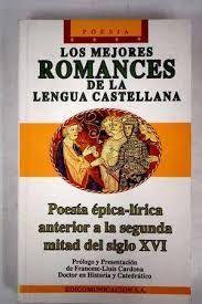 MEJORES ROMANCES DE LA LENGUA CASTELLANA, LOS