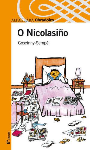 O NICOLASIÑO - OBRADOIRO