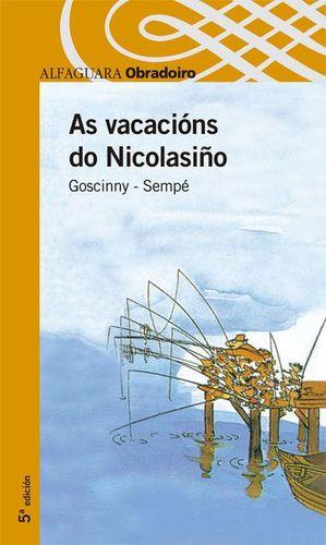 AS VACACIONS DO NICOLASIÑO - OBRADOIRO