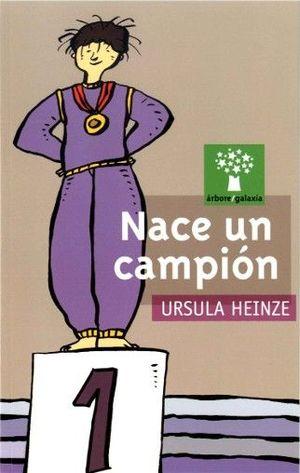 NACE UN CAMPIÓN