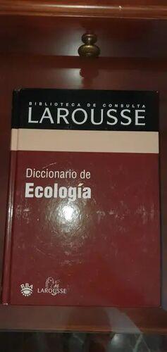DICCIONARIO DE ECOLOGÍA