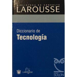 DICCIONARIO DE TECNOLOGÍA