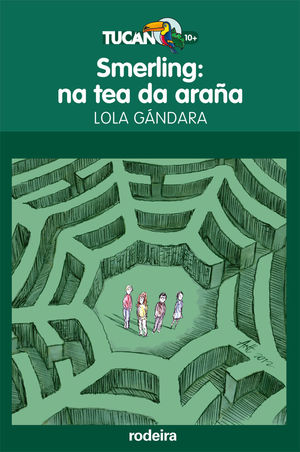SMERLING: NA TEA DA ARAÑA, DE LOLA GÁNDARA
