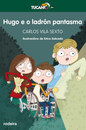 HUGO E O LADRÓN PANTASMA