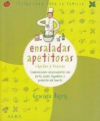 ENSALADAS APETITOSAS, RÁPIDAS Y FRESCAS