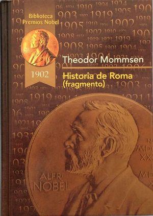 HISTORIA DE ROMA (FRAGMENTO)