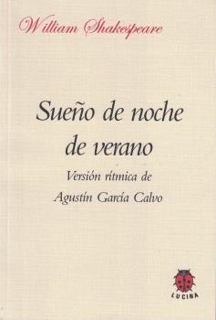 SUEÑO DE NOCHE DE VERANO